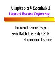 CRE6b-Isothermal Reactor Design-UnsteadyCSTR-Semibatch.pptx