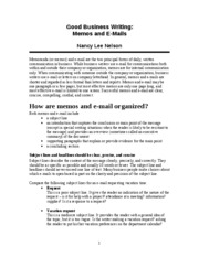 Memos_and_Emails