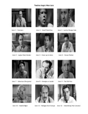 Twelve Angry Men Jury