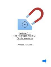 Lect31_DipoleMoments