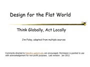 Design+for+Globalization