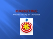 14-06 understanding the customer for posting
