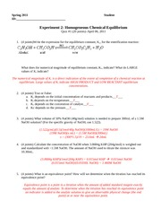 Chem100A_Exp2_HomoChemEq_Quiz_20110406_KEY