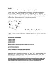 HW6 solutions