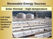 Lecture 24 - Future Energy