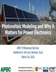 2016--007_Photovoltaic Modeling and Why it Matters for Power Electronics.pdf