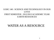 UGRC 140_F_Groundwater Resources