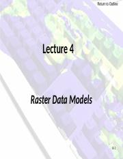 Lecture 4_Raster Data Model_Fall2016(2).pptx