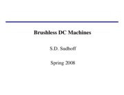 brushless dc - lecture 8