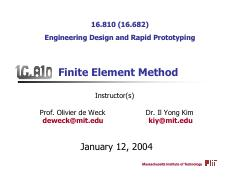 3 pdf - What is FEA | Finite Element Analysis SimScale