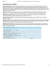 ZONDERVAN COMMENTARY pdf - Mark 1 NKJV John the Baptist Prepares the