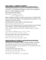fin 516 week 1 homework assignment