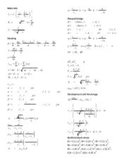 2012-11-22 Equations for Test 2