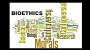 MCELLBI 15 Current Topics in Bio Science: Spring 2015 Bioethics Lecture