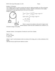 PHYS310_Exam3_solutions