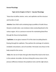 Chapter 12 Study Guide