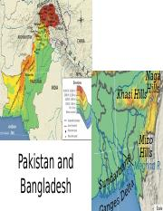 Pakistan and Bangladesh.pptx