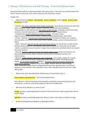 biol 3350 exam 1