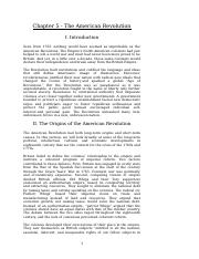 TAY - Chapter 5 The American Revolution.docx