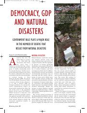 03 - Democracy, GDP, and Disasters.pdf
