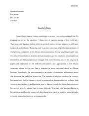 AbdelAziz Shehadeh Fiction Essay