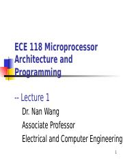 Lecture 01. Microprocessor systems (1).ppt