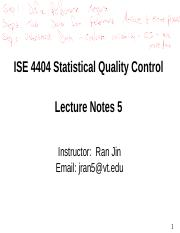 Lecture5+Control+Charts+for+Variables