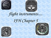 216 Stage 1A Flight Instruments {IFH 5}
