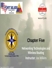 CH5 Networking Tech and Wireless Routing.pptx