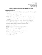 Chapter 8 Constructing objective test items Multiple Choice Forms Part 2.docx
