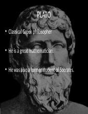 Plato and his beliefs.pptx