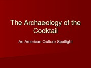 The+Archaeology+of+the+Cocktail-1 교수꺼