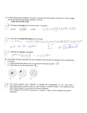 Biomed: Measurements and Instruments Quiz 1