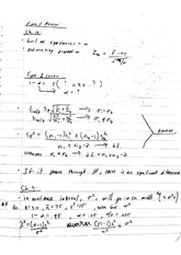 Engineering Statistic Final Exam Review