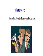 BUS403 Chapter 5 PP