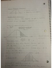 Stats notes 6