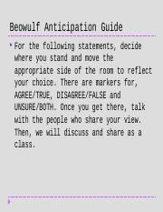anticipationguide.ppt