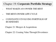 FIN461_Chapter_19_Corporate_Portfolio_Strategy