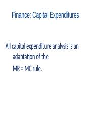 Finance Capital Expenditures.pptx