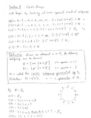 Homework N Solutions on Algebraic Structures and Functions