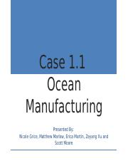 Ocean Case - 10 am group 3.pptx
