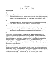 lab report 4 Here you can find tips about organizing your lab notebook, how to effectively create graphs and table for lab reports, places to locate protocols and property information, and how to properly cite resources.
