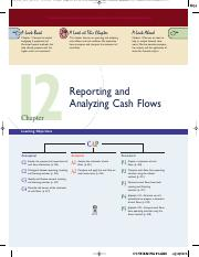Chapter 12 - Reporting and Analyzing Cash Flows.pdf