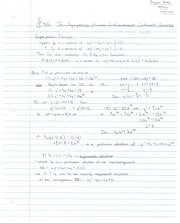 Notes on Superposition Principle