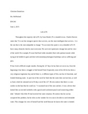 life of pi documents course hero life of pi essay