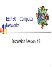 EE450-Discussion03-Fall-2013