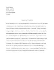 essay preserve conserve environment