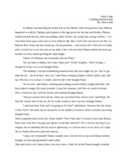 Colliding Worlds Essay