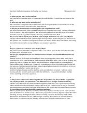 PsychSim 5 Reflection Questions for Trusting your Memory.docx