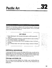 Chapter 32 Pacific Art AP Art Study Guide